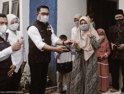 Program Bataru Jabar Mulai Berjalan, Guru di Purwakarta Terima Rumah Subsidi