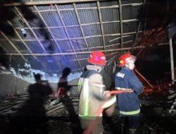 Dalam Sehari 4 Kecamatan di Wilayah Kabupaten Garut Terjadi Kebakaran