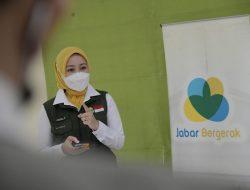 Jabar Bergerak Salurkan Bantuan Ambulans dan Belasan Ribu Paket Sembako