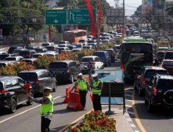 Satlantas Polres Bogor Terapkan Gage Arah Puncak dan Sentul Selama 2 Hari