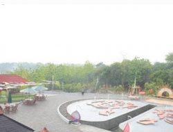 Uu Ruhzanul Ulum Resmikan objek wisata Anti Galau Talaga Langit di Desa Sinarrancang Cirebon