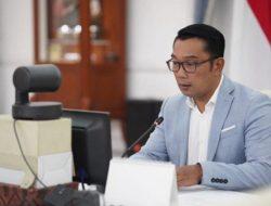 Kang Emil Paparkan Arah Ekonomi Jabar Pascapandemi