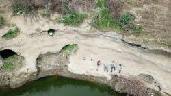 Tim Peneliti Teknik Geologi ITB Temukan Fakta Keberadaan Hewan Purba di Saguling